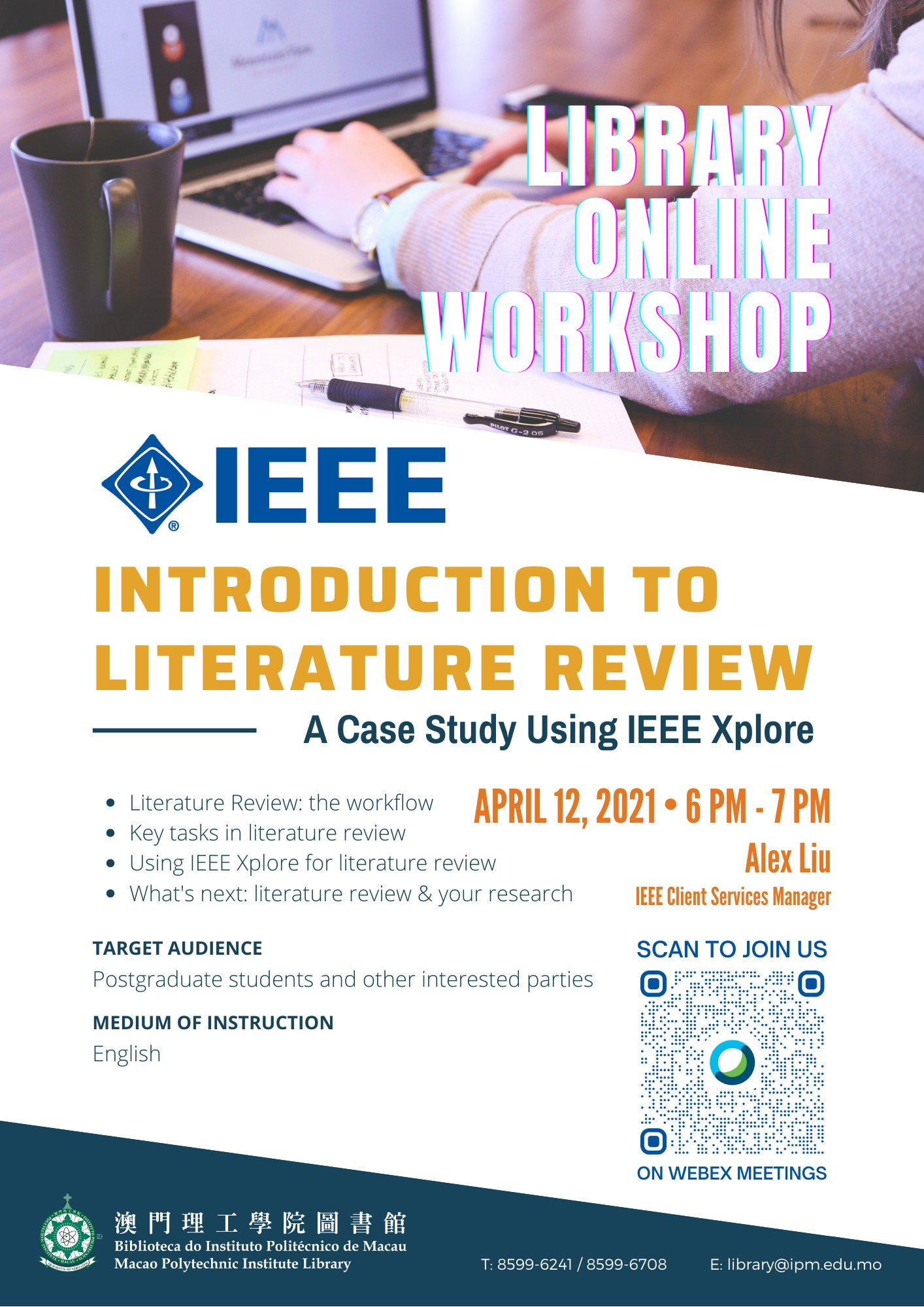 Introduction to Literature Review: A Case Study Using IEEE Xplore