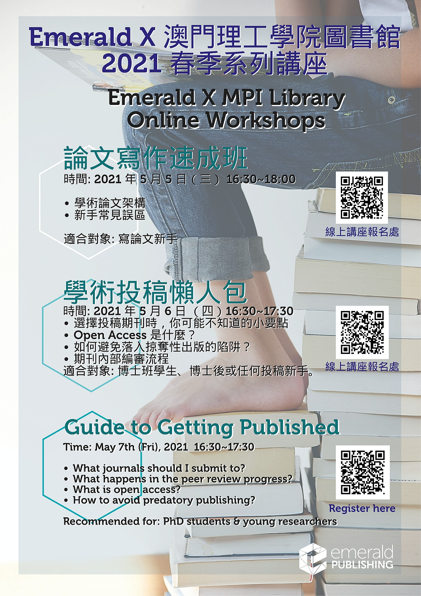 Emerald X MPI Library Online Workshop 2021