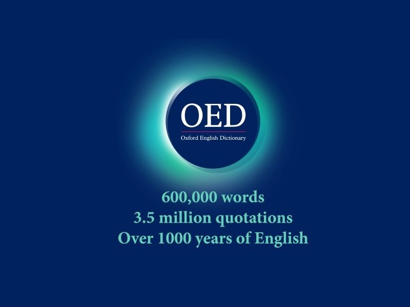 Oxford English Dictionary Online Training Workshop 牛津線上英語大辭典培訓工作坊