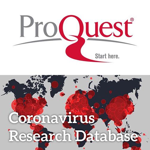 ProQuest Coronavirus Research Database
