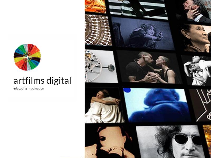 New Trial e-database: Artfilms-Digital
