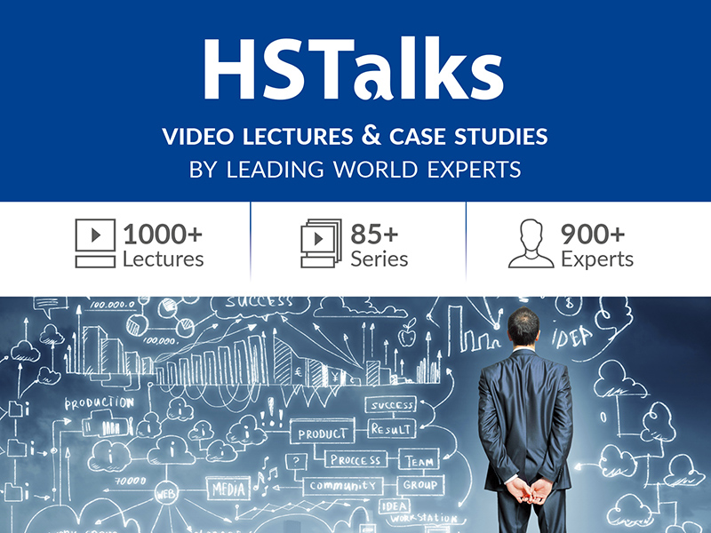Database of the Month: HSTalks