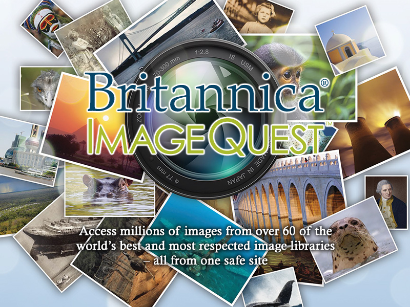 New Trial Database: Britannica Image Quest