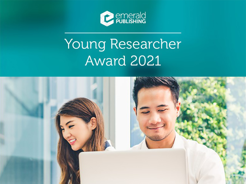 Emerald Young Researcher Award 2021