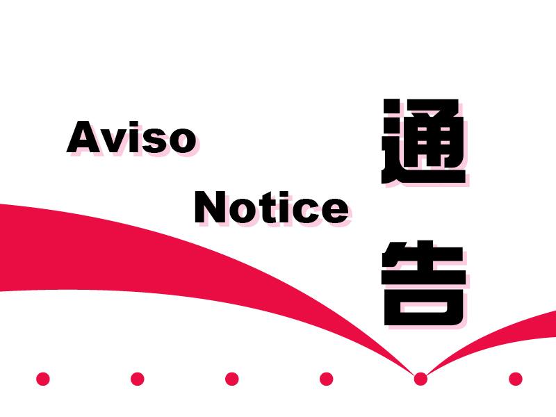 Library Notice