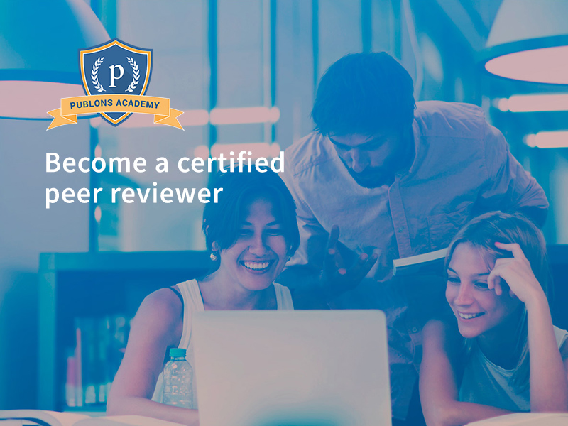 Have You Ever Thought About Becoming A Peer Reviewer?