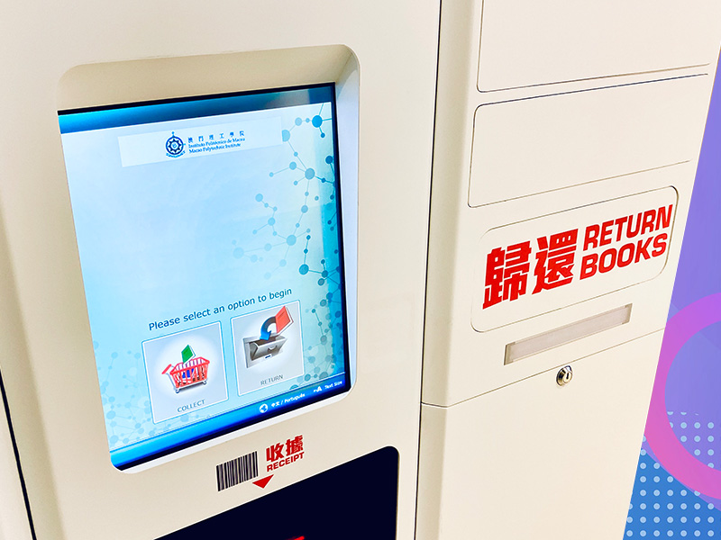 Smart Locker 開放試用還書功能 Soft Launching the Books Return Service of the Smart Locker