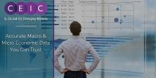 CDMNext (CEIC) - Macroeconomic Database Online Training Workshop (in Chinese)