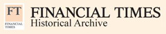 The Financial Times Historical Archive, 1888-2010